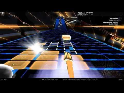 Audiosurf 2: The Luna Sequence Worldless Remix