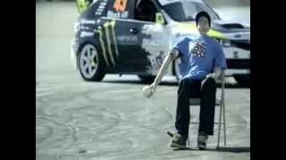 Piloto de fuga zerinho carro