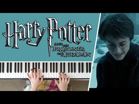 A Window To The Past From Harry Potter And The Prisoner Of Azkaban - Piano Cover