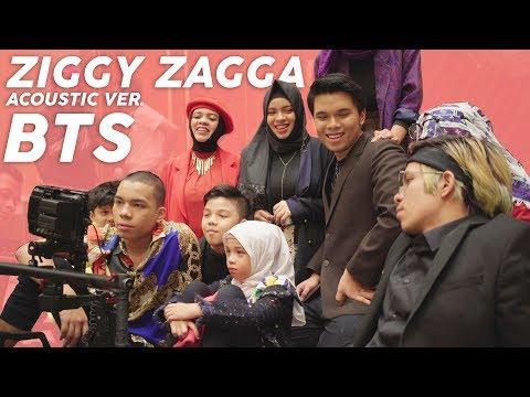 Dibalik Ziggy Zagga Akustik ONE TAKE MV RUSUH!!   Gen Halilintar Behind The Scene