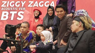 Dibalik Ziggy Zagga Akustik ONE TAKE MV RUSUH!! | Gen Halilintar Behind The Scene
