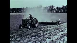 The Kansas Wheat Farmer - 1956 - CharlieDeanArchives / Archival Footage