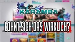 Karamba Casino: Seriöser Anbieter? Ehrlicher Test & Erfahrungen [2020]