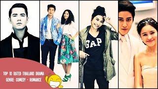 Video Top 10 Comedy - Romances Thailand Dramas download MP3, 3GP, MP4, WEBM, AVI, FLV Maret 2018