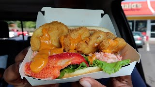McDonalds Spicy McLobster Nuggets - HACK THE MENU