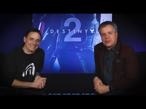 Destiny 2 Game Preview