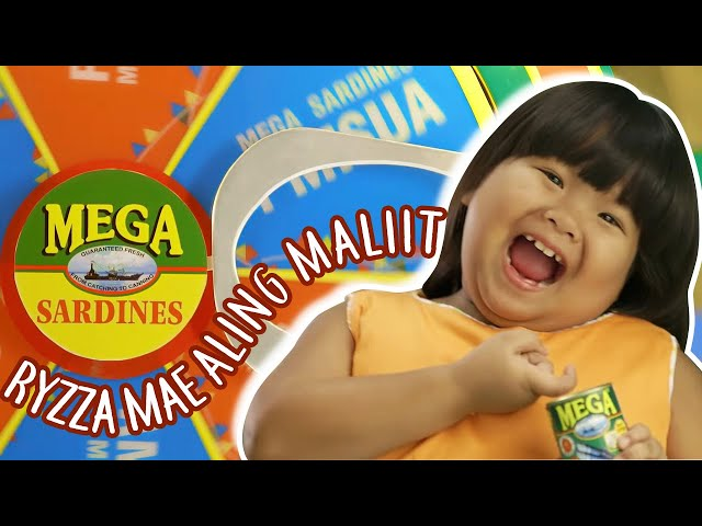 Mega Sardines: Sari-sari ang sarap! (TVC with Ryzza Mae)