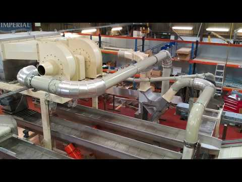 Imperial Tobacco Equipment: Drone's View
