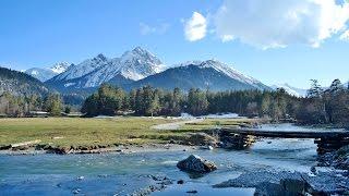 Природа Северного Кавказа России