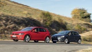2018 Renault Clio Vs 2018 Volkswagen Polo