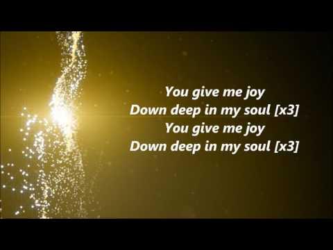 Vashawn Mitchell - Joy (Lyrics)