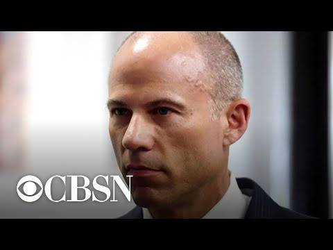Michael Avenatti arrested on federal charges of wire fraud, extortion