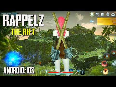 Rappelz The Rift - MMORPG SEA CBT Gameplay (Android/IOS)