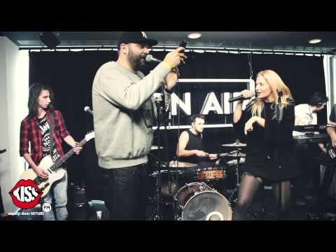 Delia & Grasu XXL - Vino la mine (live la Kiss FM)