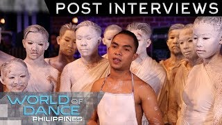 World Of Dance Philippines: The Idols | Post-Interview