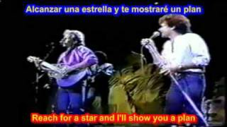 Air Supply - Lost in love ( SUBTITULADO  ESPAÑOL INGLES )