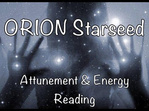 ORION Starseed Collective Energy Reading//NEW