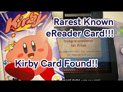 """""""Rarest eReader Card Of All Time"""" Is Selling For More Than $1500"""