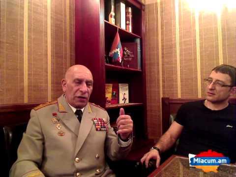 Беседа с Норатом Григорьевичем Тер-Григорьянцем. Часть 2  Сообщество Miacum.am