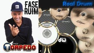 Baixar Real Drum 🎶Fase Ruim - Banda Torpedo🎶 Nilkson Drummer