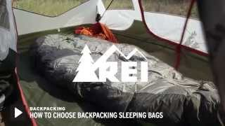 How to Choose Backpacking Sleeping Bags