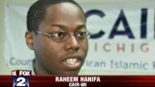 Video: Metro Detroit Mosques Receive Hate Mail (CAIR)