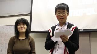 生傳遊戲 觀塘官立中學 workshop1