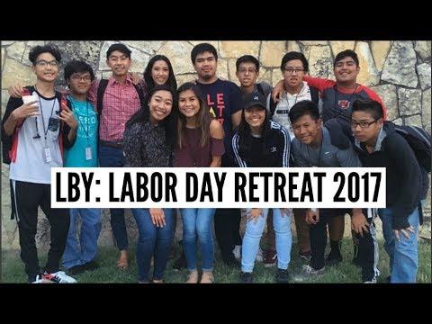 Vlog: LBY Labor Day Retreat 2017