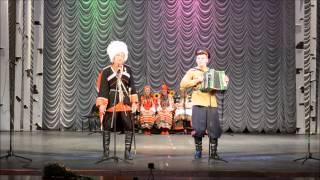 """Auf dem Feld rumpelten die Panzer - Russisches Volkslied - Folklore-Ensemble """"Rossijanotschka"""""""