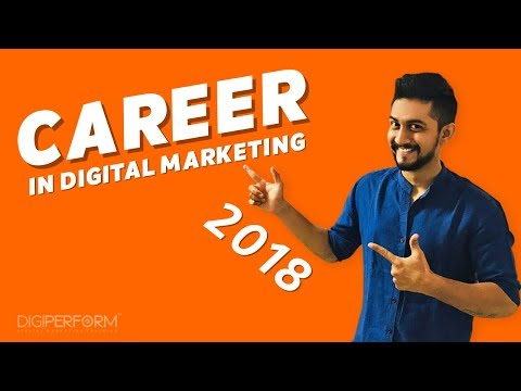 17 Minutes of Career in Digital Marketing in 2018 | Career Opportunities for Freshers | How to Start