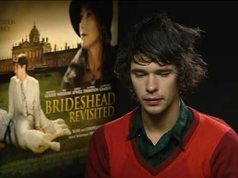 Brideshead Revisited: Ben Whishaw: Exclusive