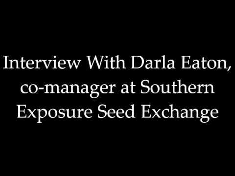 GG 76 | Darla Eaton Southern Exposure Seed Exchange
