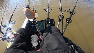 Slow Trolling for Crappie