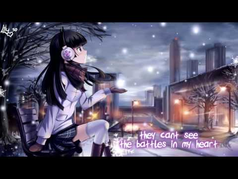 Nightcore → Inner Demons - (Lyrics)