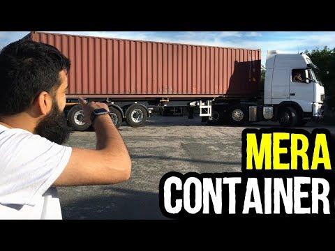 Mera China Seh Container Aa Gaya  Azad Chaiwala Show
