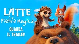 LATTE E LA PIETRA MAGICA   Prossimamente al Cinema