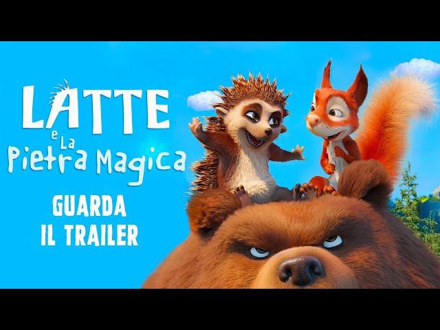 LATTE E LA PIETRA MAGICA | Prossimamente al Cinema