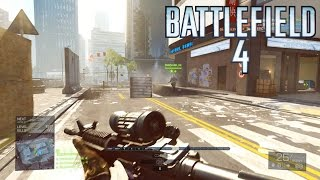 Battlefield 4 PS4 - Live Commentary - Gun Master Siege of Shanghai (BF4 Online Multiplayer Gameplay)