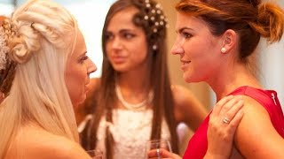 Beauty salon Cork - Green Orchid on Art & Beauty wedding