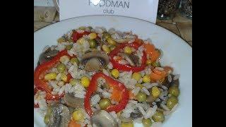 Гавайская смесь с грибами: рецепт от Foodman.club