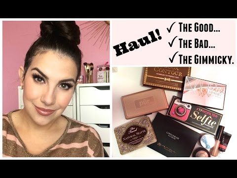 HAUL! Palettes Galore: Good, Bad & Gimmicky