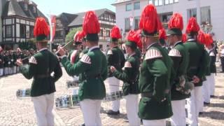 Parade der Junggesellen - Fronleichnam 2017