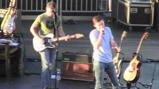 Scotty McCreery I Love You This Big Del Mar Fair - June 26, 2012