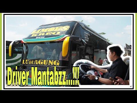"Bus ""LIMOES Kreo "" Kuningan - Jakarta   Pilot Taqwa"