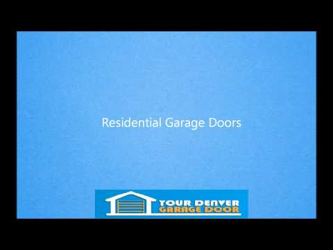 Garage Door Service in Watkins, CO