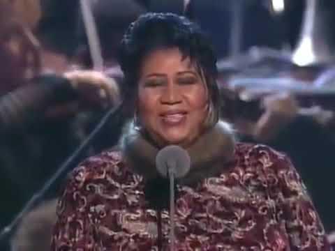 "Aretha Franklin ""Nessun Dorma"" LIVE 1998"