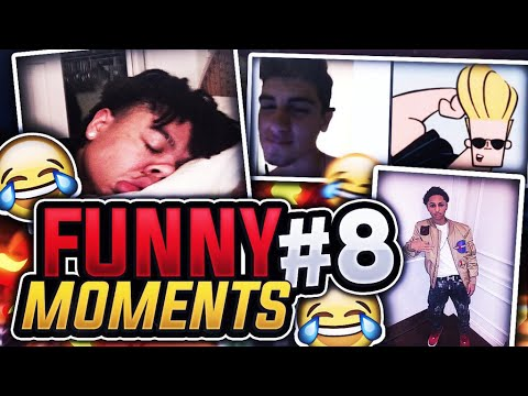 FUNNY/RAGE MOMENTS #8  | RAP BATTLES • CHEESE VS 13 YEAR OLD GIRL GAMER • SMG FACE REVEAL?!
