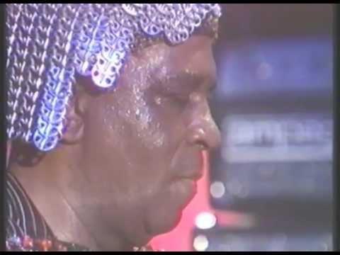 Sun Ra Montreux 1976 (II): Take The A Train
