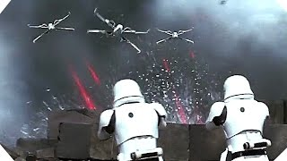 STAR WARS 7 : L'attaque des X-Wings