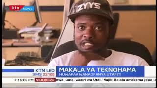 Vijana wawili wamebuni programu ambayo inatekeleza majukumu